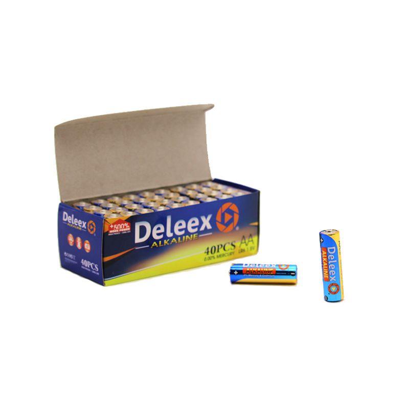 玩具遥控器持久续航强劲Deleex7号碱性电池
