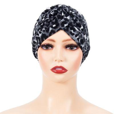 时尚头巾帽141