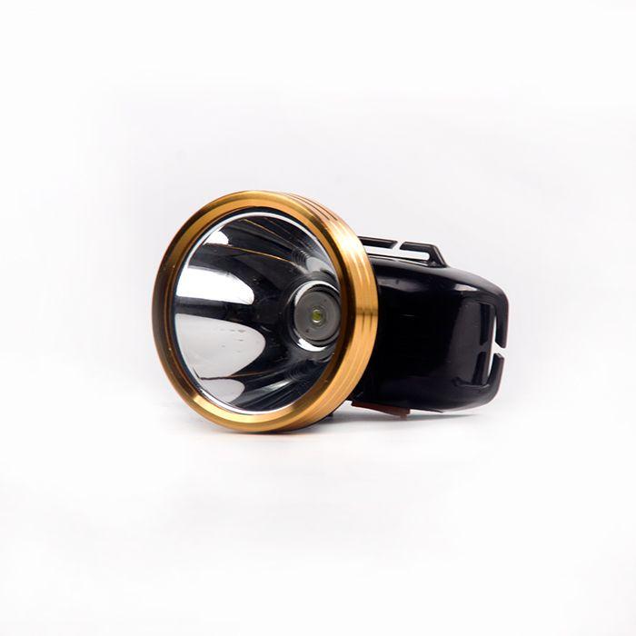 LED户外头灯充电锂电池