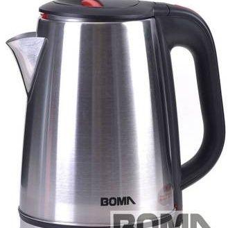 博马品牌 2.L大容量家用不锈钢电烧水壶开水壶 自动断电