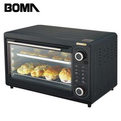 博马品牌 48L大容量电烤箱烤面包机...