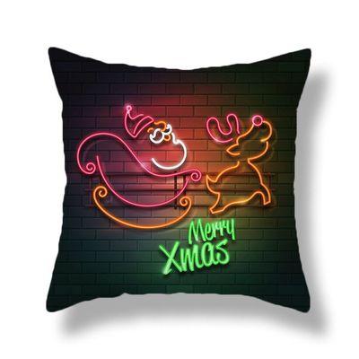 圣诞抱枕84