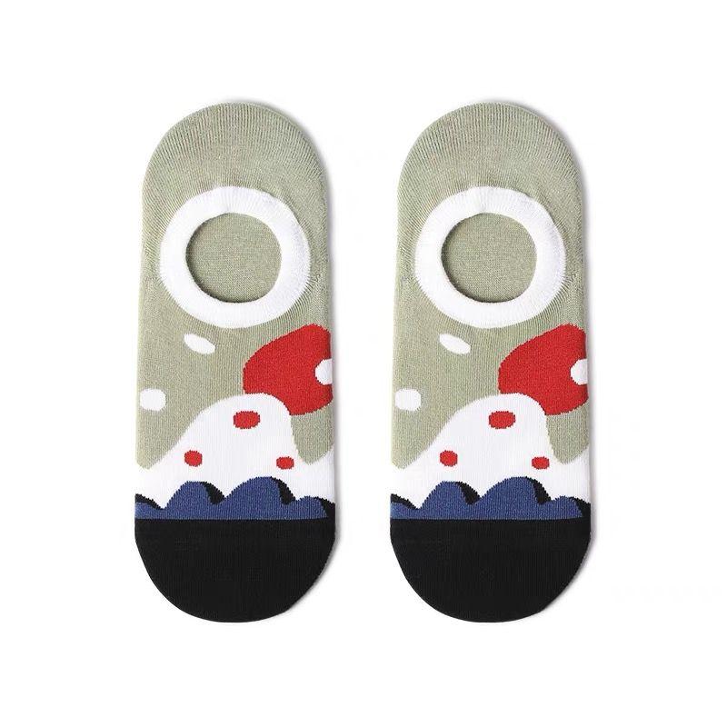 孩童火山口白白儿童袜舒适棉袜孩子穿了都说好