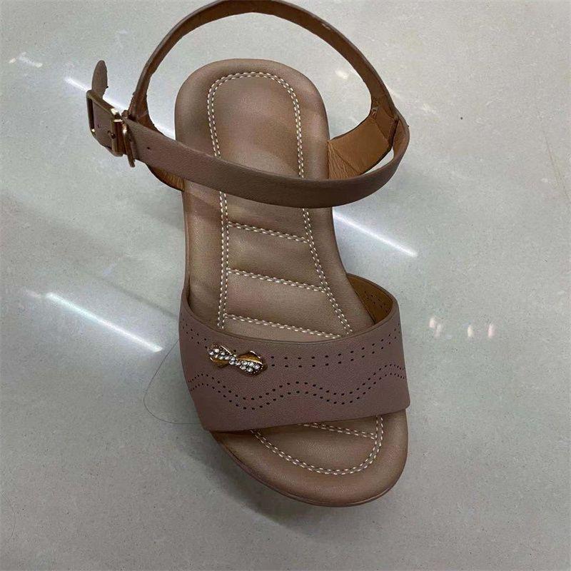 亿鑫鞋业女式时装单鞋出口定做外贸爆款66