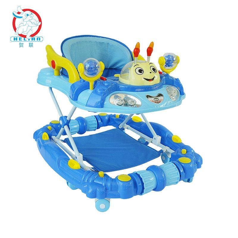 婴儿早教学步车可手推儿童学步车带音乐灯光学步车防o型腿k721