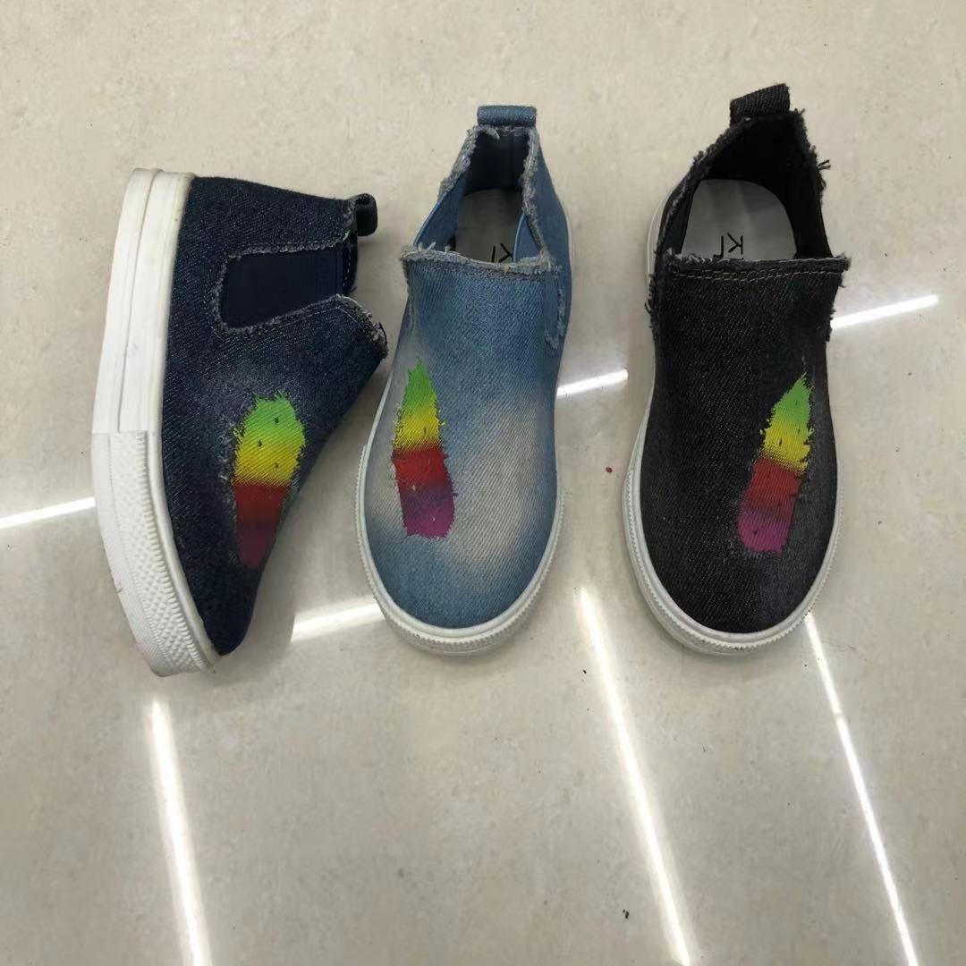 批发爆款儿童鞋卡通时尚运动鞋靴子休闲鞋童鞋13