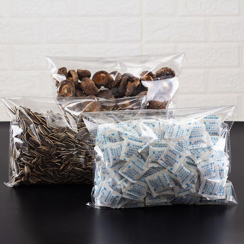OPP挂孔自粘袋 饰品包装袋 耳环耳钉卡袋子 100个15*26塑料包装袋