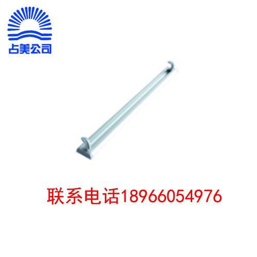 PH 4042/12 夹杆挂架铝条连左右封边挂耳(橡胶夹杆挂架用)
