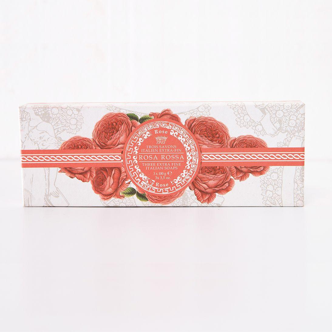 SV1945 罗马血玫瑰精油美肤皂