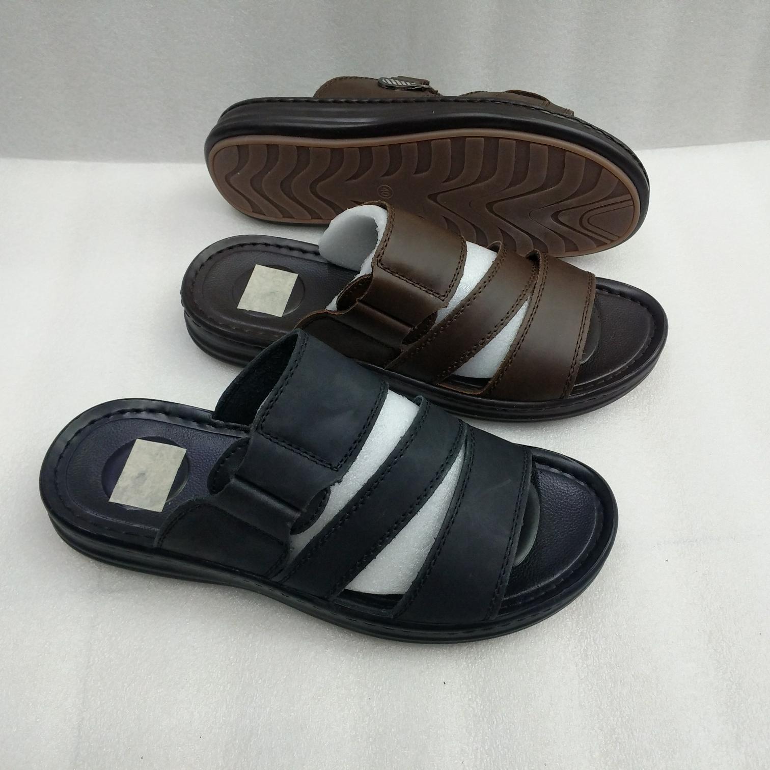 外贸沙滩鞋男5
