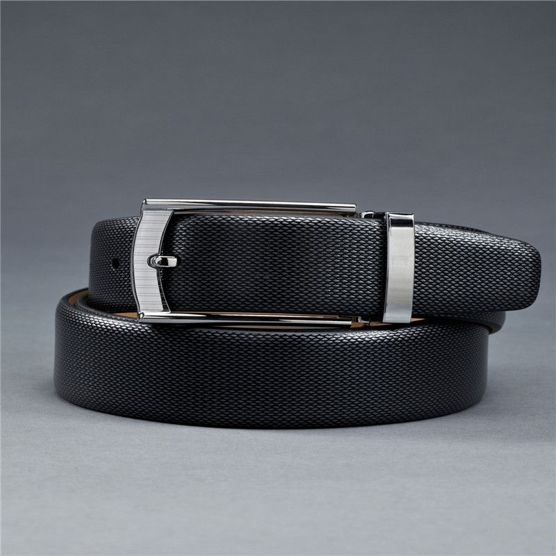 经典时尚热卖男士皮带商务休闲338598229款