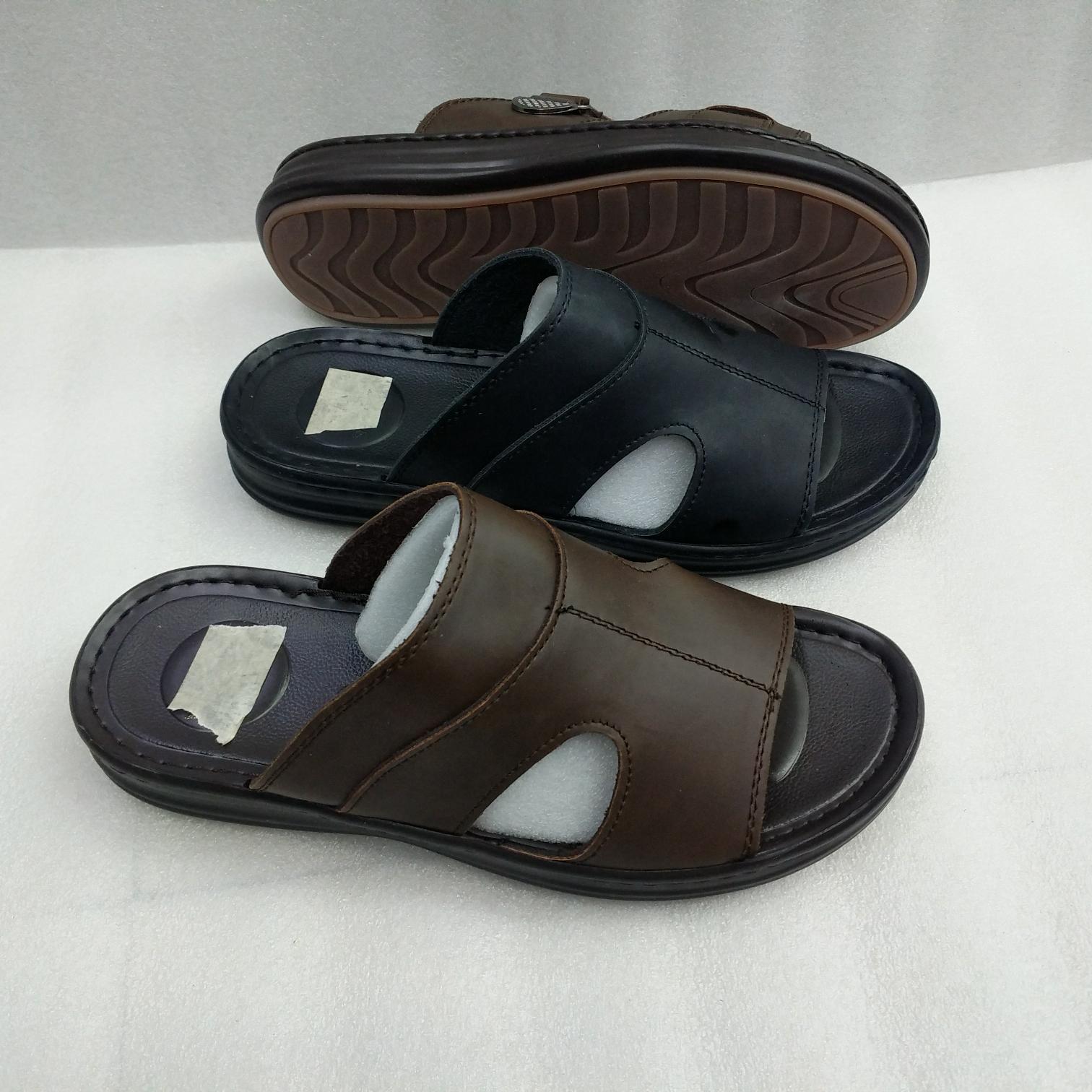 外贸沙滩鞋男6