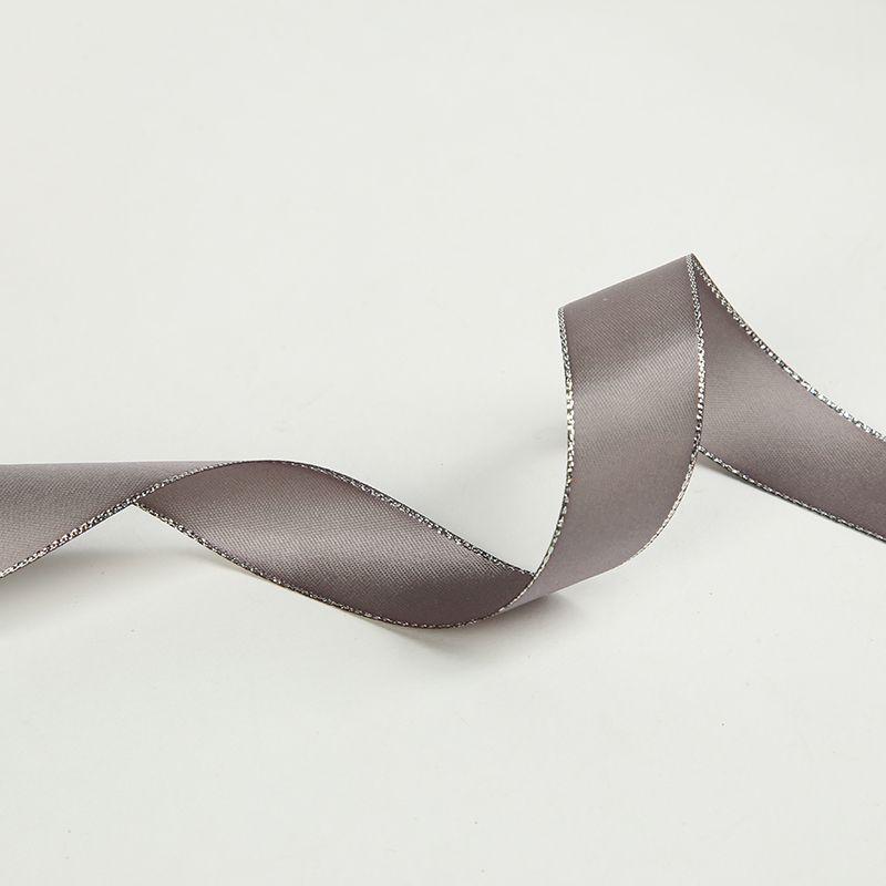 金边银边涤纶带挂饰装饰丝带