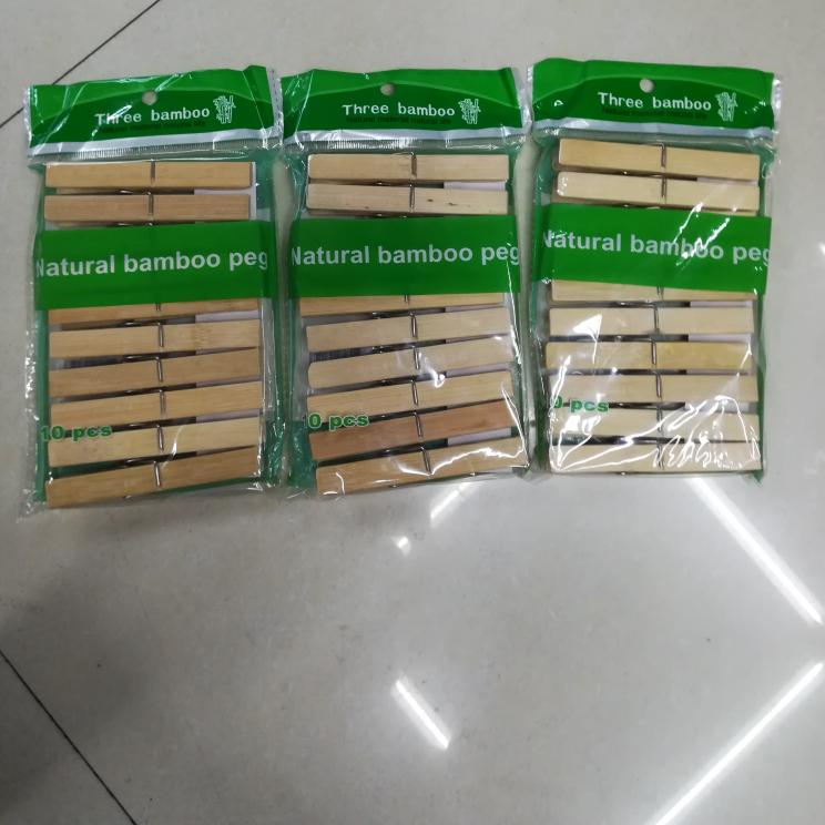 9.3公分长竹夹