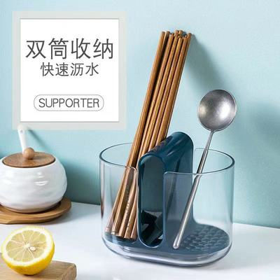 沥水筷子篮