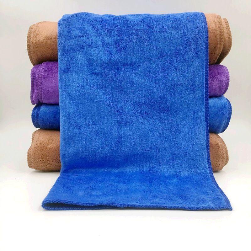 30X70CM(400G/平方)加厚磨绒吸水擦玻璃布洗车布汽车用品洗车毛巾擦车巾不掉毛
