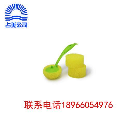 CPB 8045YG3 不粘锅洗锅刷(1个绿色手柄+3个黄色替换头)