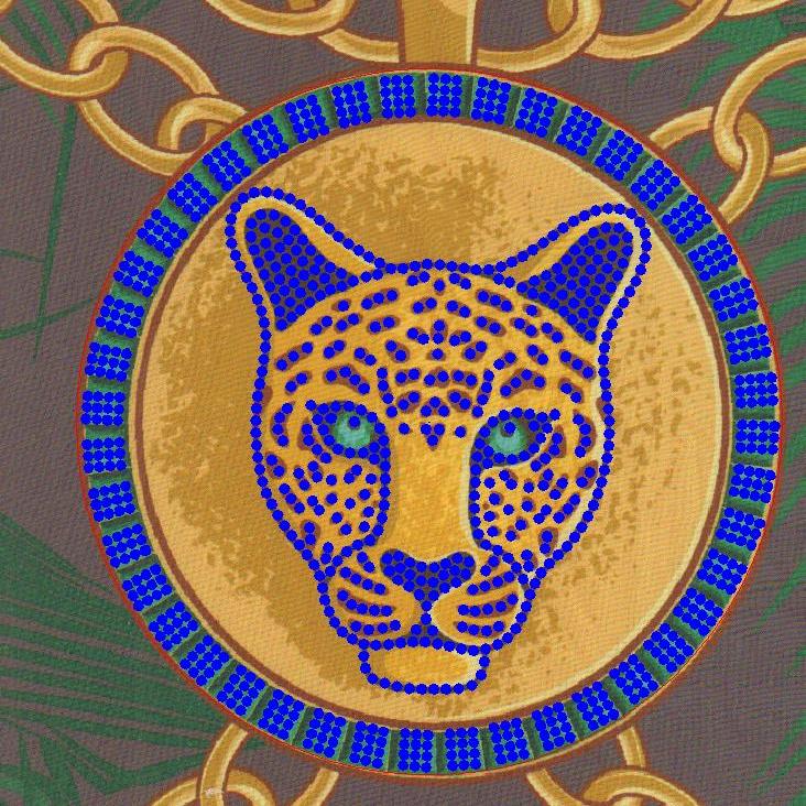 豹子头烫图