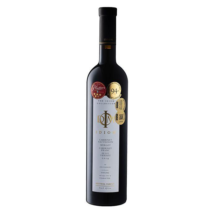 伊迪恩珍藏版干红葡萄酒
