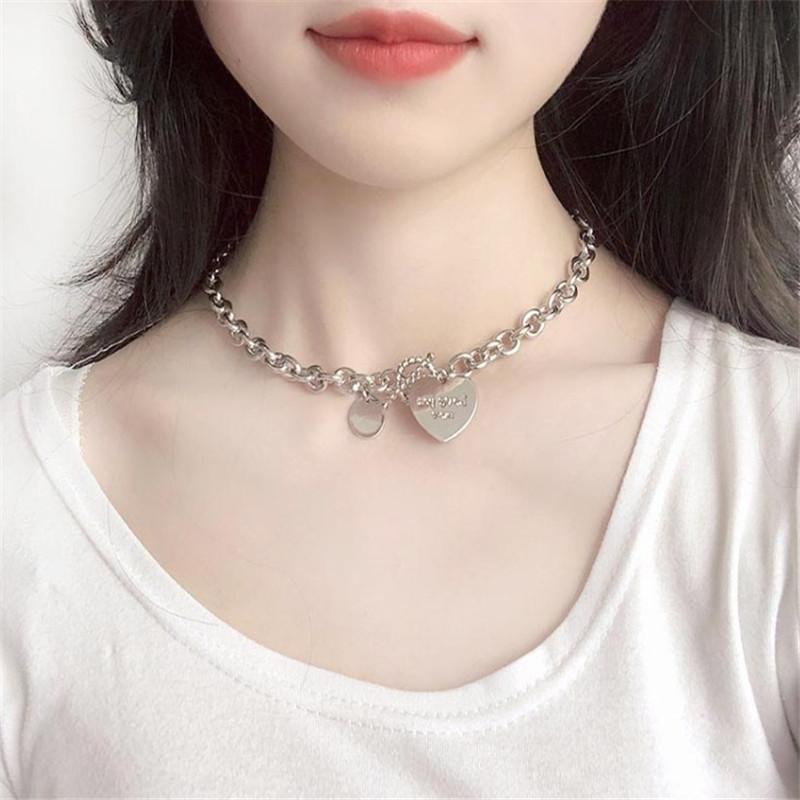 新款流行时尚网红项链yy96