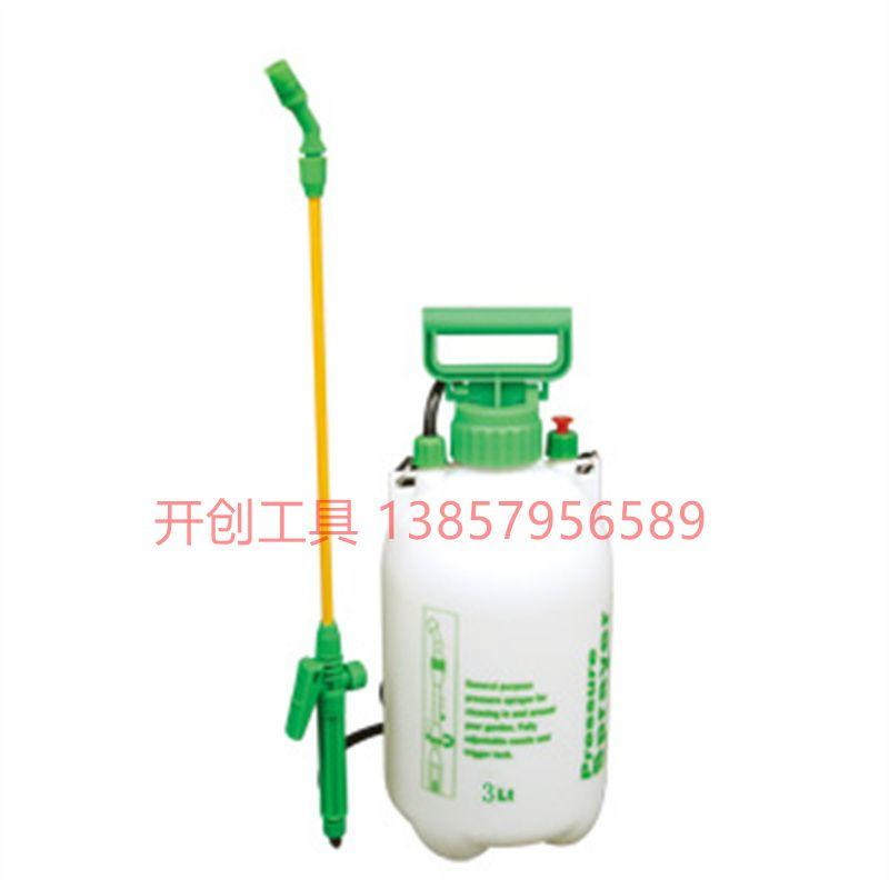 园林消毒杀虫除害机械手动喷雾机圆型喷雾器3L规格齐全117