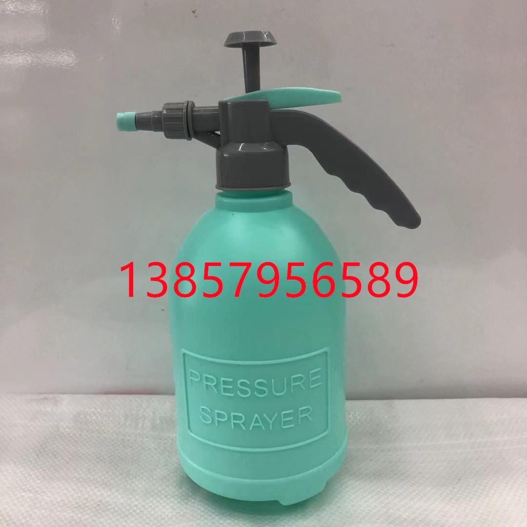 园林消毒杀虫除害手动喷雾机新款3L手提式透明喷壶规格齐全127