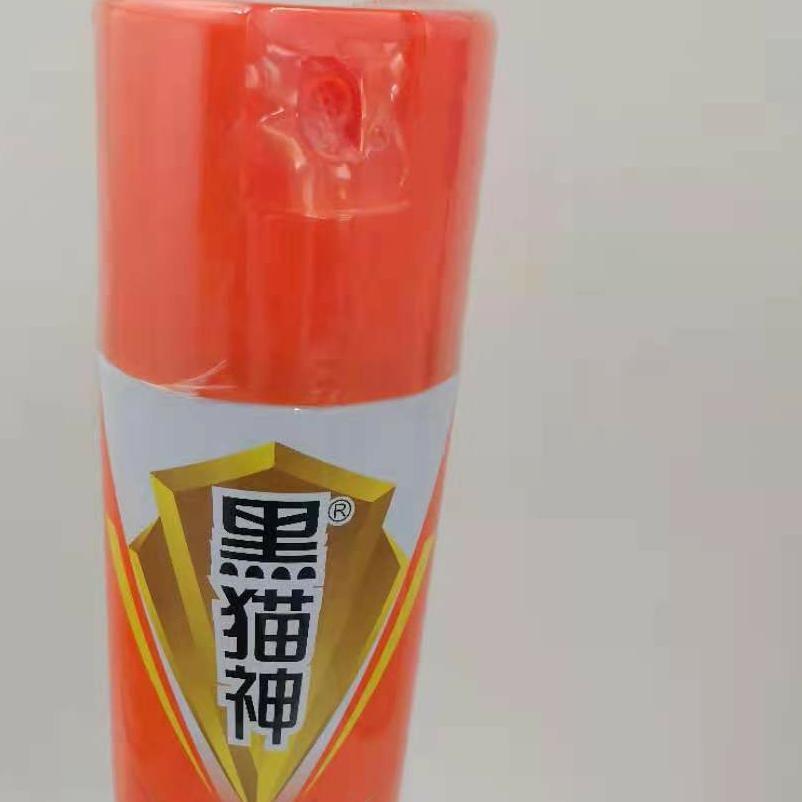 黑猫神牌柑橘香气雾剂大罐装750
