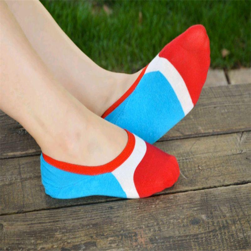 袜子女中筒袜ins潮夏季薄款长筒堆堆袜春秋款彩色糖果色秋季长袜124