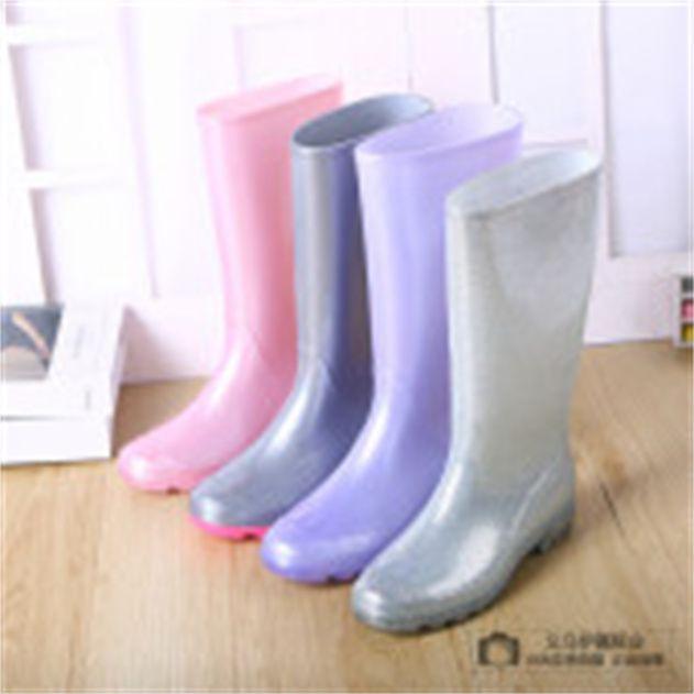 外贸批发防水防滑卡通可爱儿童雨靴耐磨耐酸碱高低筒雨鞋