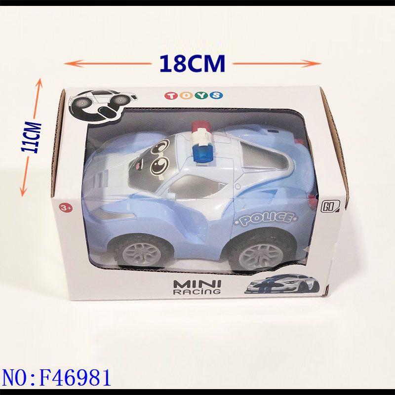 外贸热销货源Q版惯性车  惯性车玩具车 模型地摊外贸跨境儿童男孩女孩小汽车迷你玩具批发  F46981