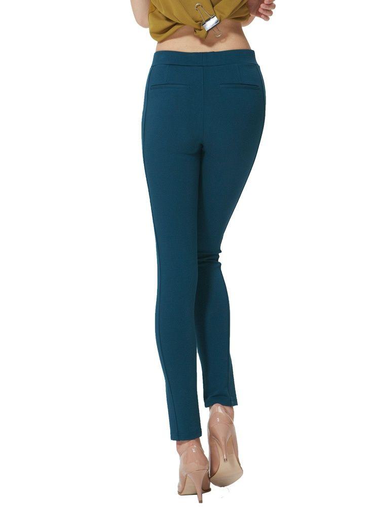 多款式多色可选女性时尚修身弹力舒适不掉色束腰提臀百搭打底裤83811075