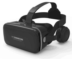 千幻魔镜六代 SC-G04E VR眼镜 新款爆款 3D虚拟现实VR眼镜、智能手机游戏高清vr眼镜