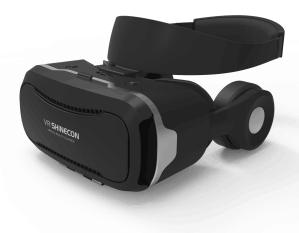 千幻魔镜四代 SC-G02AE  新款爆款3D虚拟现实VR眼镜、智能手机游戏高清vr眼镜