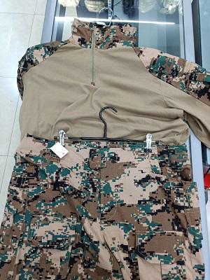 约旦护卫队服整套  材料:65涤纶  35绵