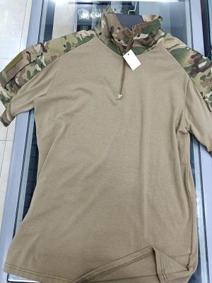 四代蛙服短袖  材料:65涤纶  35绵