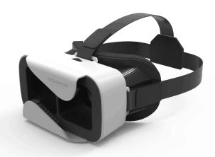 千幻魔镜三代  SC-G03  新款爆款3D虚拟现实VR眼镜、智能手机游戏高清vr眼镜
