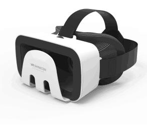 千幻魔镜八爪鱼SC-G03B  新款爆款3D虚拟现实VR眼镜、智能手机游戏高清vr眼镜