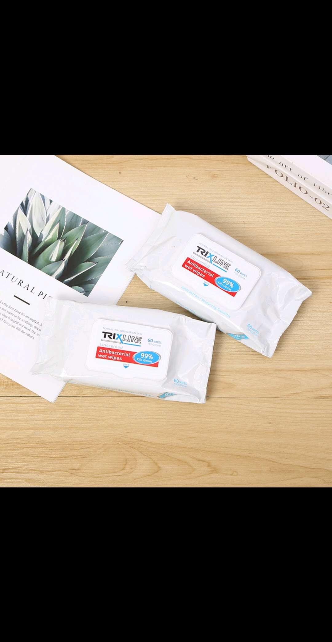 99.99%抗菌湿巾,一次性无纺布湿巾 清洁湿巾 无纺布湿巾