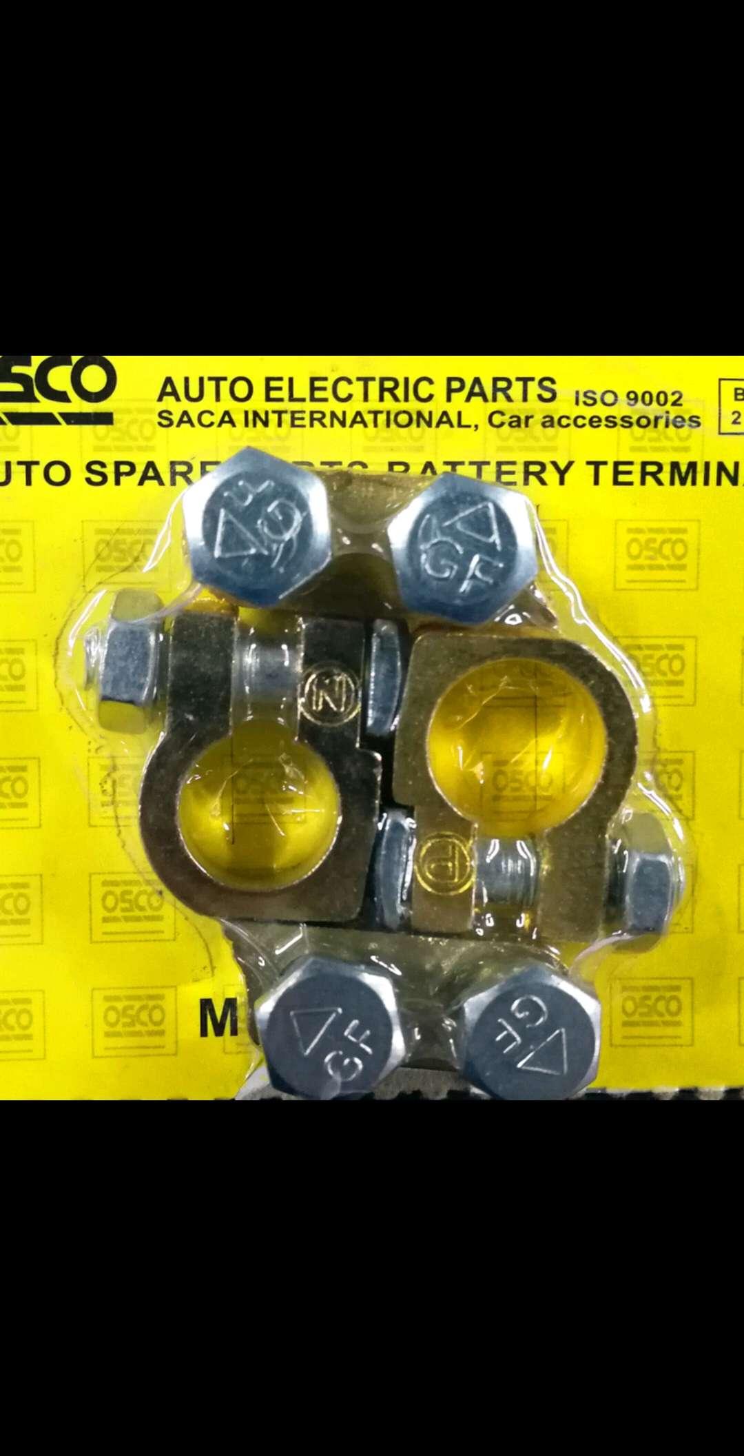 电瓶桩头卡子汽车蓄电池电瓶接线端子夹头电瓶柱接头夹子纯铜