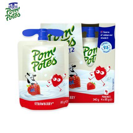 法优乐酸奶 原味1组(85克*4包)