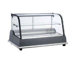 食品冷藏展示柜卧式商用柜185L小型保鲜展示柜