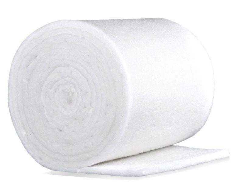 网罩棉加厚黑色过滤棉带孔过滤棉水族过滤棉鱼缸过滤