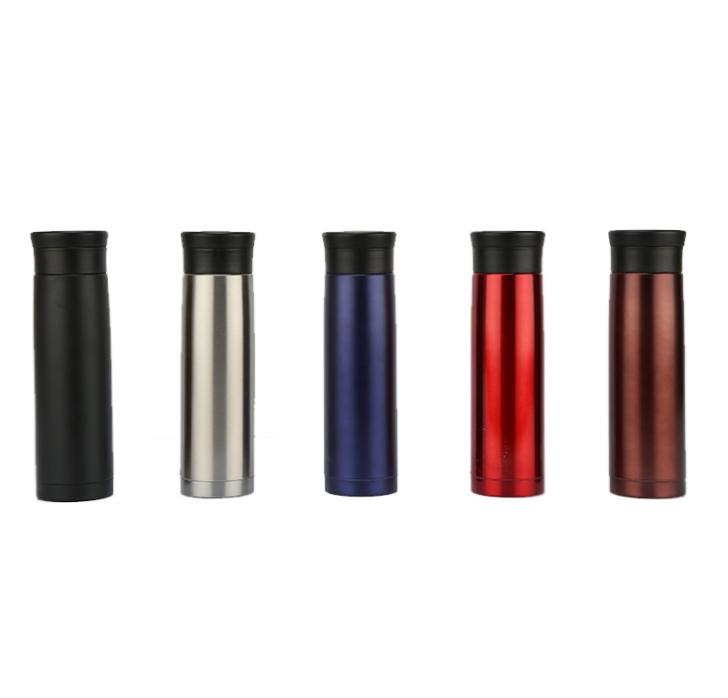 商务不锈钢保温杯携带方便支持定制