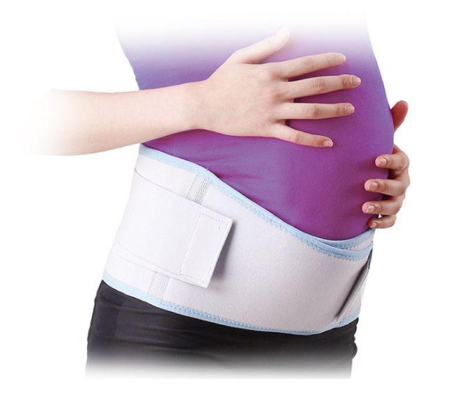 产妇支撑带孕妇专用产前托腹带孕期护腰带产前支撑