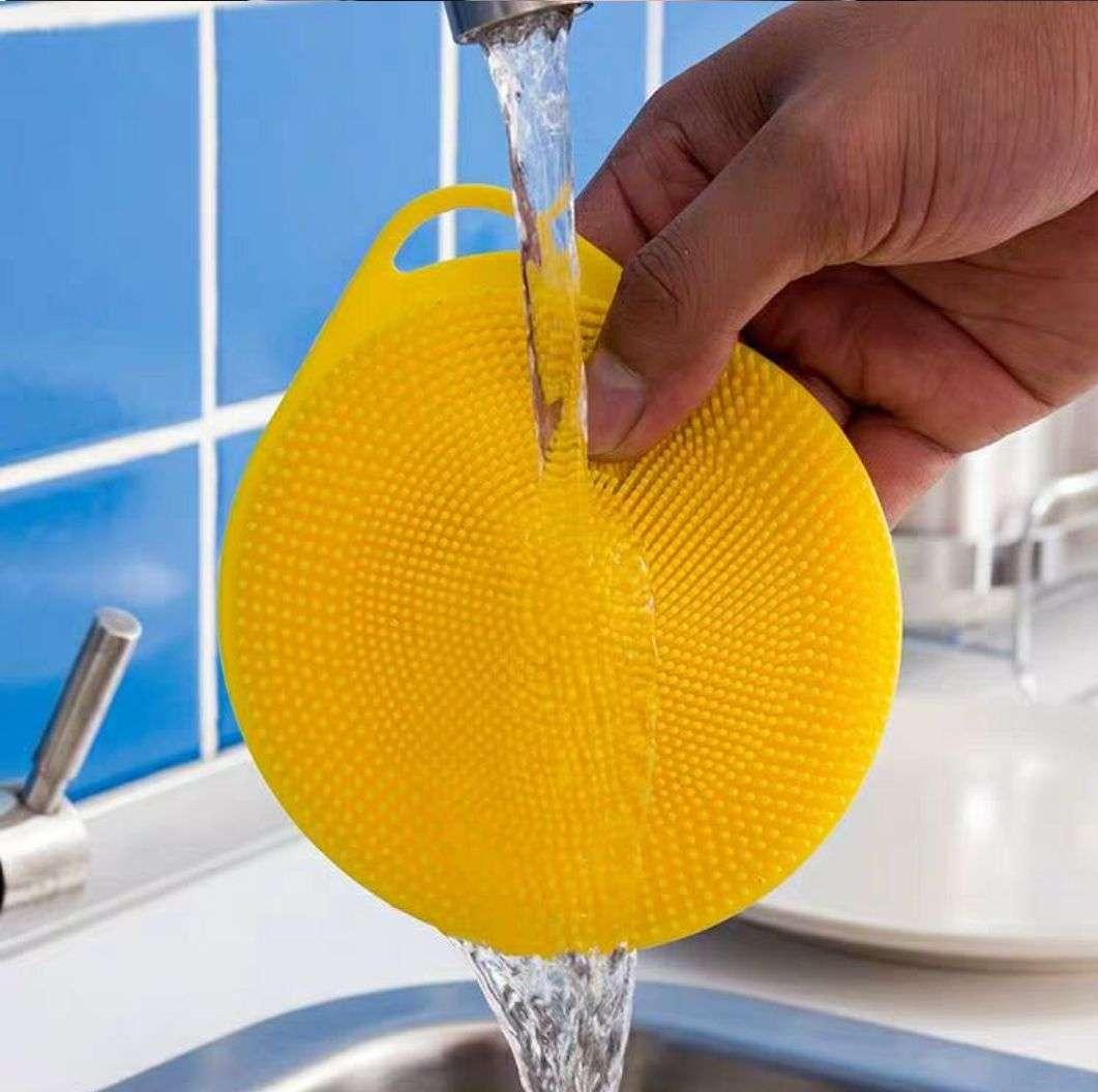 硅胶洗碗垫巾