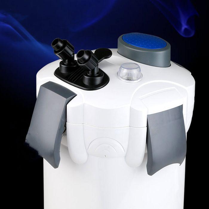 SUNSUN HW-304B低噪音外滤桶水族箱外滤桶带紫外线杀菌灯