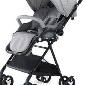 铝合金轻便式高景观婴儿推车可躺可坐宝宝推车