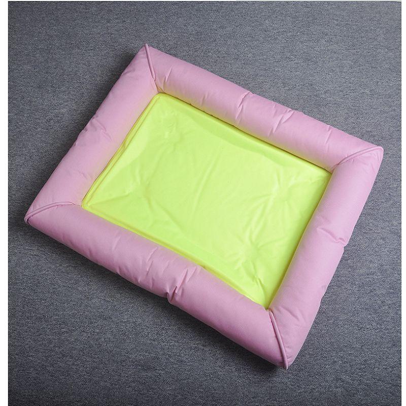 夏季灌水散热水床 加水降温凉垫 宠物冰垫 狗猫窝 送冬季床垫