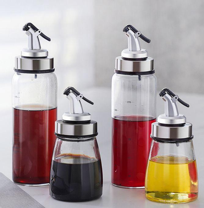 家用小酱香油醋瓶罐厨房用品酱油壶300M