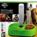 宠物饮水器水碗塑料食盆